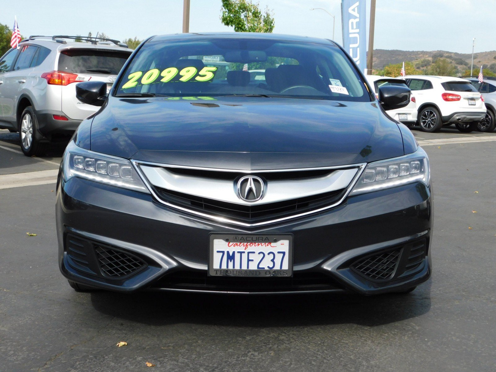 Pre Owned 2016 Acura ILX w Premium Pkg 4dr Car in Thousand Oaks